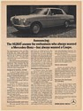 1969 Mercedes-Benz 250 Coupe $6260 for Enthusiasts Who Always Wanted Print Ad