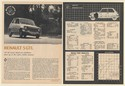 1976 Renault 5 GTL Road Test and Specifications 4-Page Article