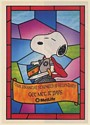 1993 Peanuts Medieval Snoopy Met Life Insurance Financial Strength Legendary Ad