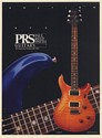 1990 PRS Paul Reed Smith Bolt-On HFS Guitar Print Ad