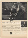 1946 RCA New FM Radio Receiver Noiseless as the Inside of a Vacuum Tube Print Ad
