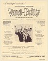 1960 Varel and Bailly with The Chanteurs De Paris Booking Print Ad