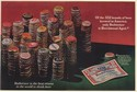 1967 Budweiser Beer 332 Brands Bottle Caps Only Bud Beechwood Aged Double-Pg Ad