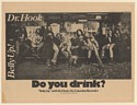1974 Dr Hook Belly Up Columbia Records Promo Print Ad