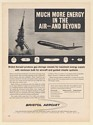 1960 Bristol Aerojet Gas Storage Vessels for Aircraft Guided Missile Print Ad
