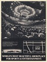 1973 The Fabulous Forum Manchester & Prairie Inglewood CA Trade Print Ad