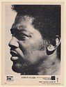 1973 Edwin Starr Photo Booking Trade Print Ad