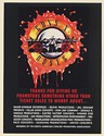 1992 Guns N' Roses North American Concert Promoters Print Ad