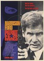 1992 Harrison Ford Patriot Games Movie Promo Print Ad