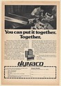 1976 Dynaco Stereo 150 in Kit Form Print Ad