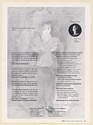 1998 Dominic Fischer Music Mime Booking Print Ad