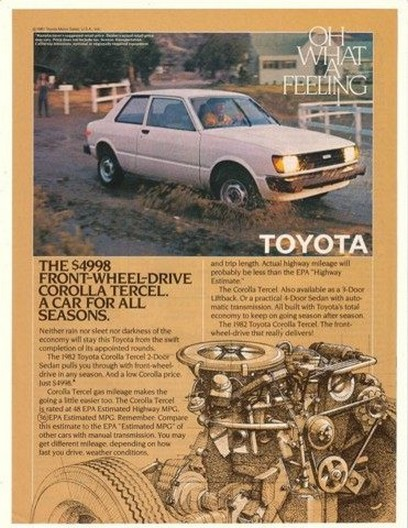 1982 toyota corolla tercel sale haynes manual toyota starlet 1998 repair manual toyota starlet