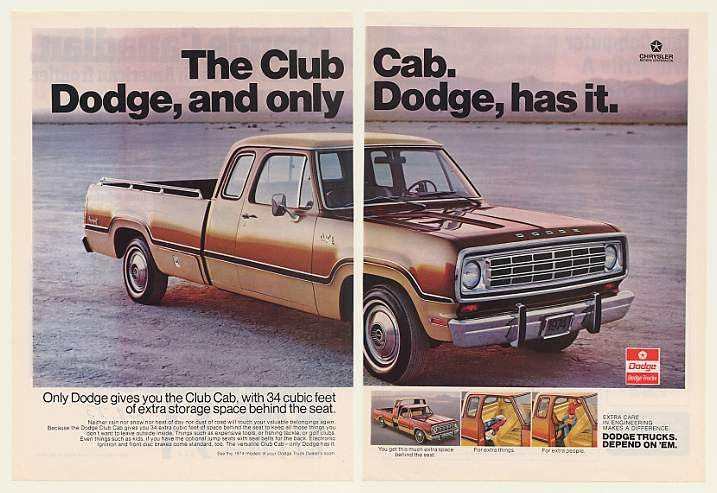 Dodge Clubcab on 1971 Dodge Truck