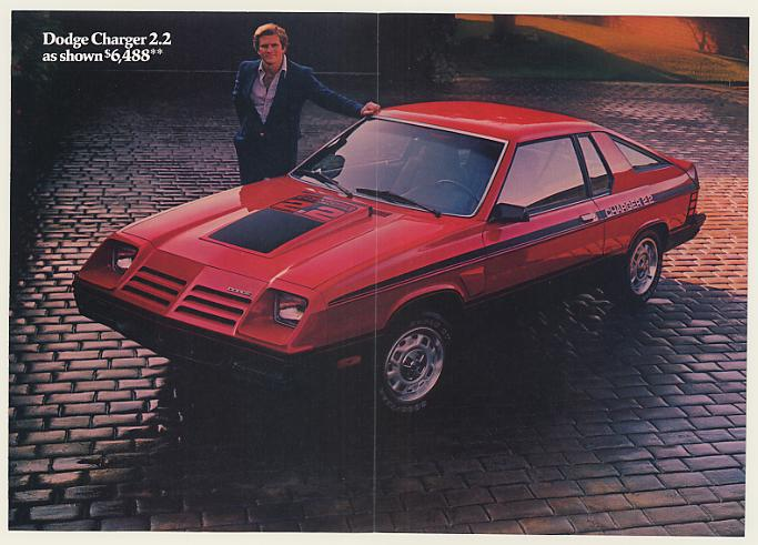 AdsPast.com - 1981 Dodge Charger 2.2 and 024 Miser 4-Page Ad