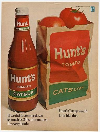 hunts catsup