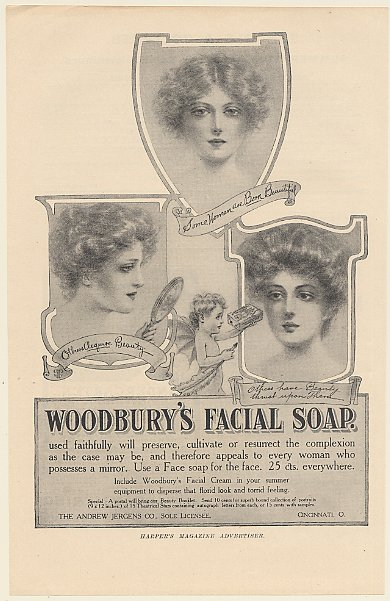 Join Woodbury facial soap removed